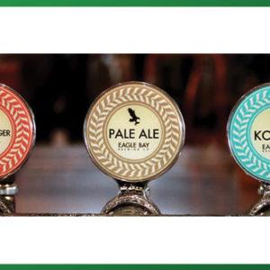 Beer Tap Tops Decals