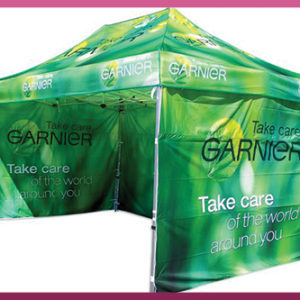 Marquees & Retractable Banners