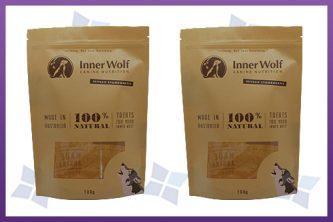 Dog Treats Packaging - Inner Wolf