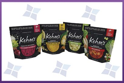 Stand-Up Zipper Pouches - Kehoe's Kitchen