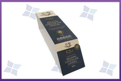 Custom printed & die cut carton sleeves - coles finest