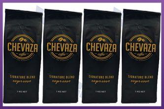 Side Gusset Bags - chevaza espresso coffee