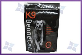 Stand-Up Pouches - Dog Supplement Powder