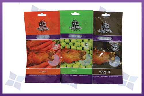 Horse Food - Animal Food Packaging