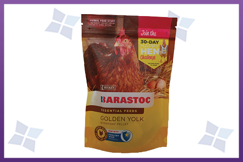 Stand-Up Pouches - Chicken Feed - Barastoc