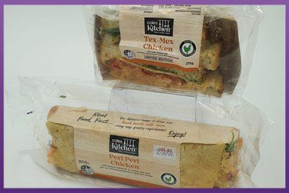 Clear BOPP Bags - Coles Fresh Range
