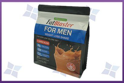 Flat Bottom Zipper Pouches - Fat Blaster Chocolate