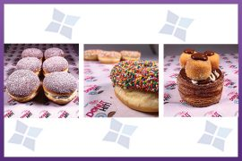 Greaseproof paper - Donut Hit
