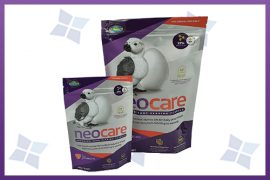 Stand-Up Zipper Pouches - NeoCare