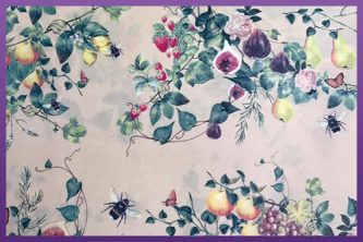 Greaseproof Paper - Full Colour