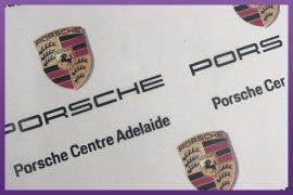 Greaseproof Paper - Porsche