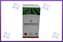 Health & Medical Packaging - blood boost plus
