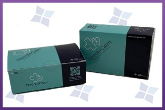 Health & Medical Packaging - needle calm