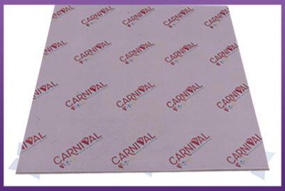 Custom Printed Greaseproof Paper - Carnival