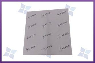 Custom Printed Greaseproof Paper - Dalton