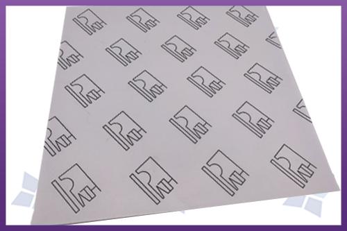 Custom Printed Greaseproof Paper - Path