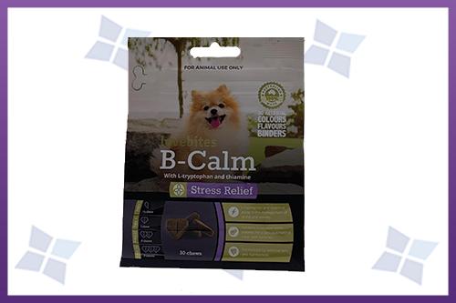 Flat Bottom Pouches - Lovebites - B-Calm