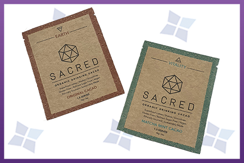 Flat Pouches - Sacred Earth