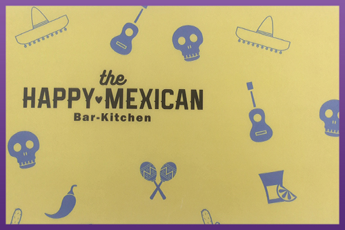 Greaseproof Paper - The Happy Mexican Bar Kitchen