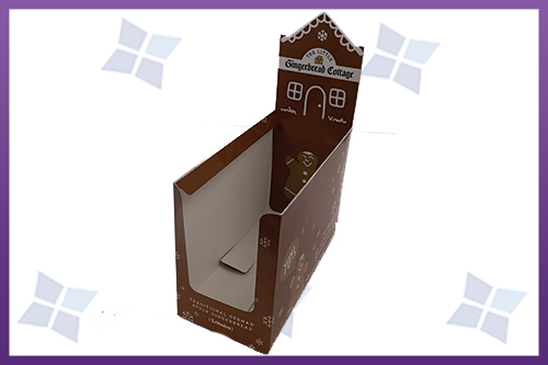 Shipping Carton - Gingerbread Cottage