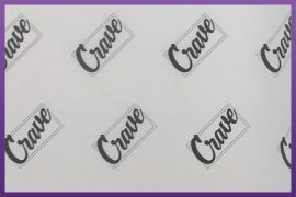 Greaseproof Paper - Crave
