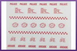 Greaseproof Paper - Palace Arcade