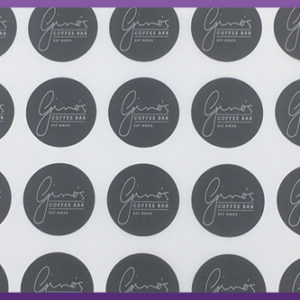 Greaseproof Paper - Gino's