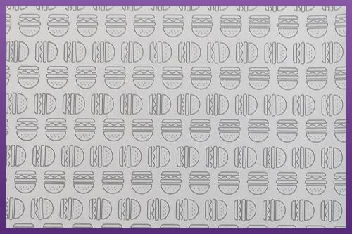 Greaseproof Paper - Burgers