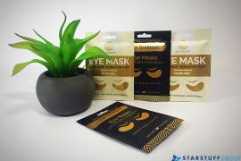 3 side seal pouch - Eye masks