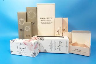 Folding-Carton - Beauty Packaging - Various