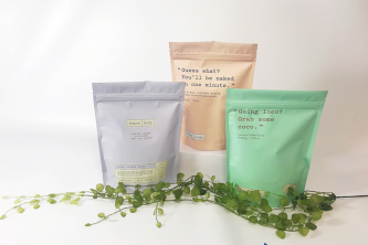 Stand-up Pouches - Beauty Packaging - Frank Body